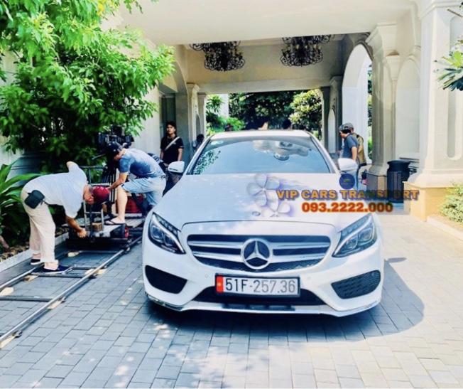 Dòng xe quay phim Mercedes C Class ALL NEW 2020