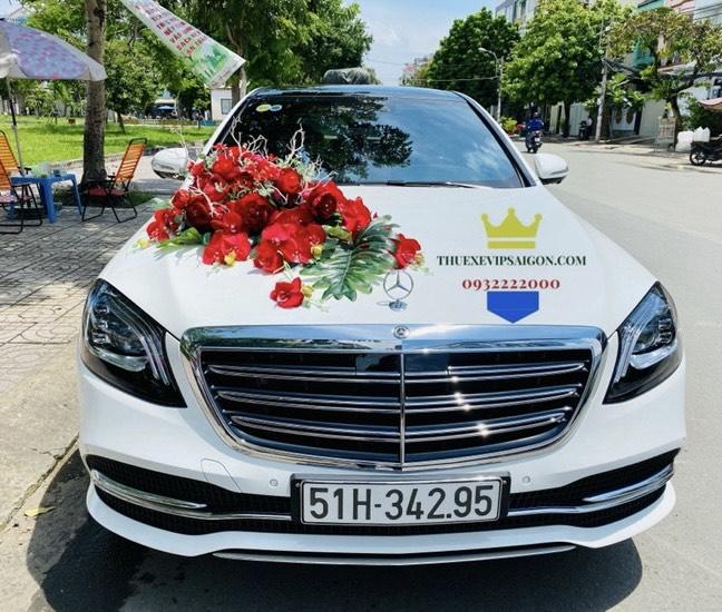 Dòng xe cưới SIÊU SANG MERCEDES S 450 ALL NEW 2020